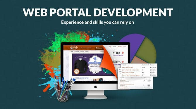 Web Portal Development Company Bangalore