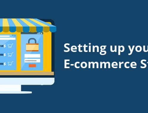 Setting up your first Ecommerce Store