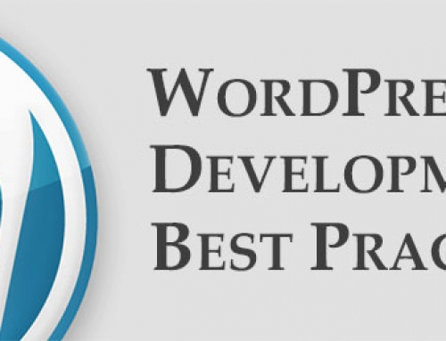 WordPress Development Best Practices