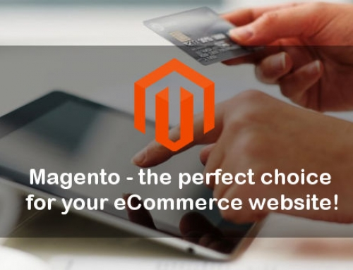 Magento – the perfect choice for your eCommerce website!