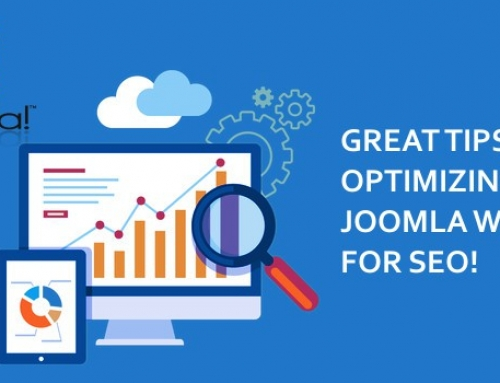 Great SEO Tips for Optimizing your Joomla Website
