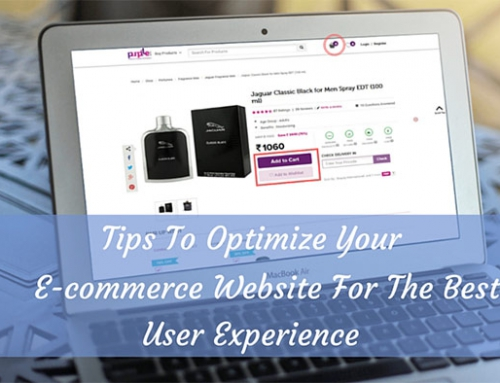 5 Tips to Optimize your Ecommerce Website for the Best User Experience