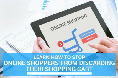 Stop Shoppers from discarding their Shopping Cart