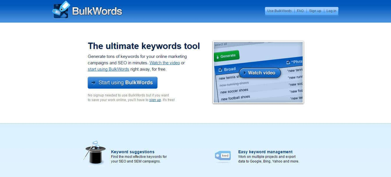 Local Seo Keyword Generator