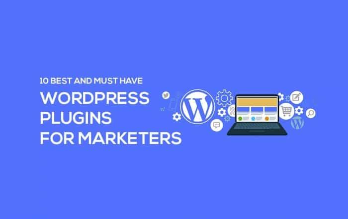 WordPress Plugins for Marketers