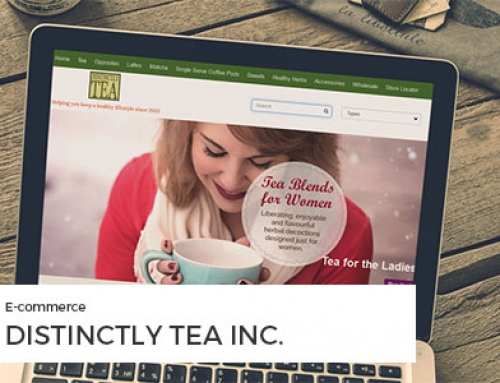 Distinctly Tea Inc