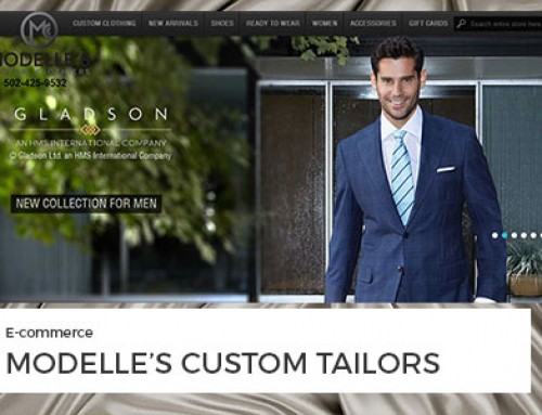 Modelle's Custom Tailors